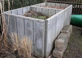 kompostboxen langlebig und gut benutzbar garten. Black Bedroom Furniture Sets. Home Design Ideas