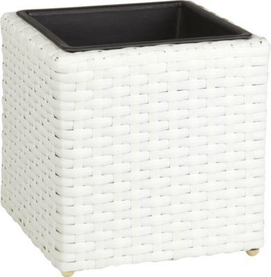 gartenfreude pflanzk bel pflanzk bel polyrattan f r innen und au en gartenprodukte. Black Bedroom Furniture Sets. Home Design Ideas