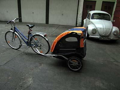 kinder transport mit fahrrad fahrrad. Black Bedroom Furniture Sets. Home Design Ideas