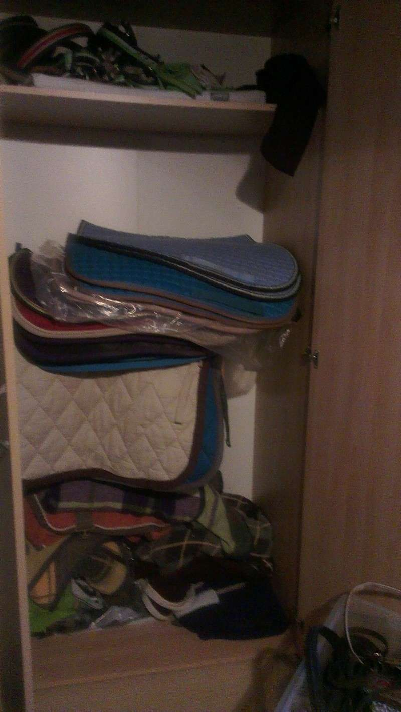wie ist euer sattel schrank bepackt seite 117. Black Bedroom Furniture Sets. Home Design Ideas