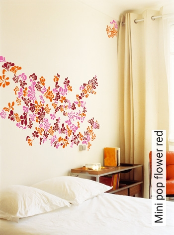 wandsticker kahle wei e w nde bunt gestalten forum. Black Bedroom Furniture Sets. Home Design Ideas