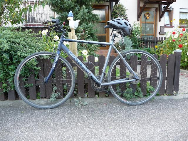 eure bikes (crosser only) - Fahrrad: Radforum.de