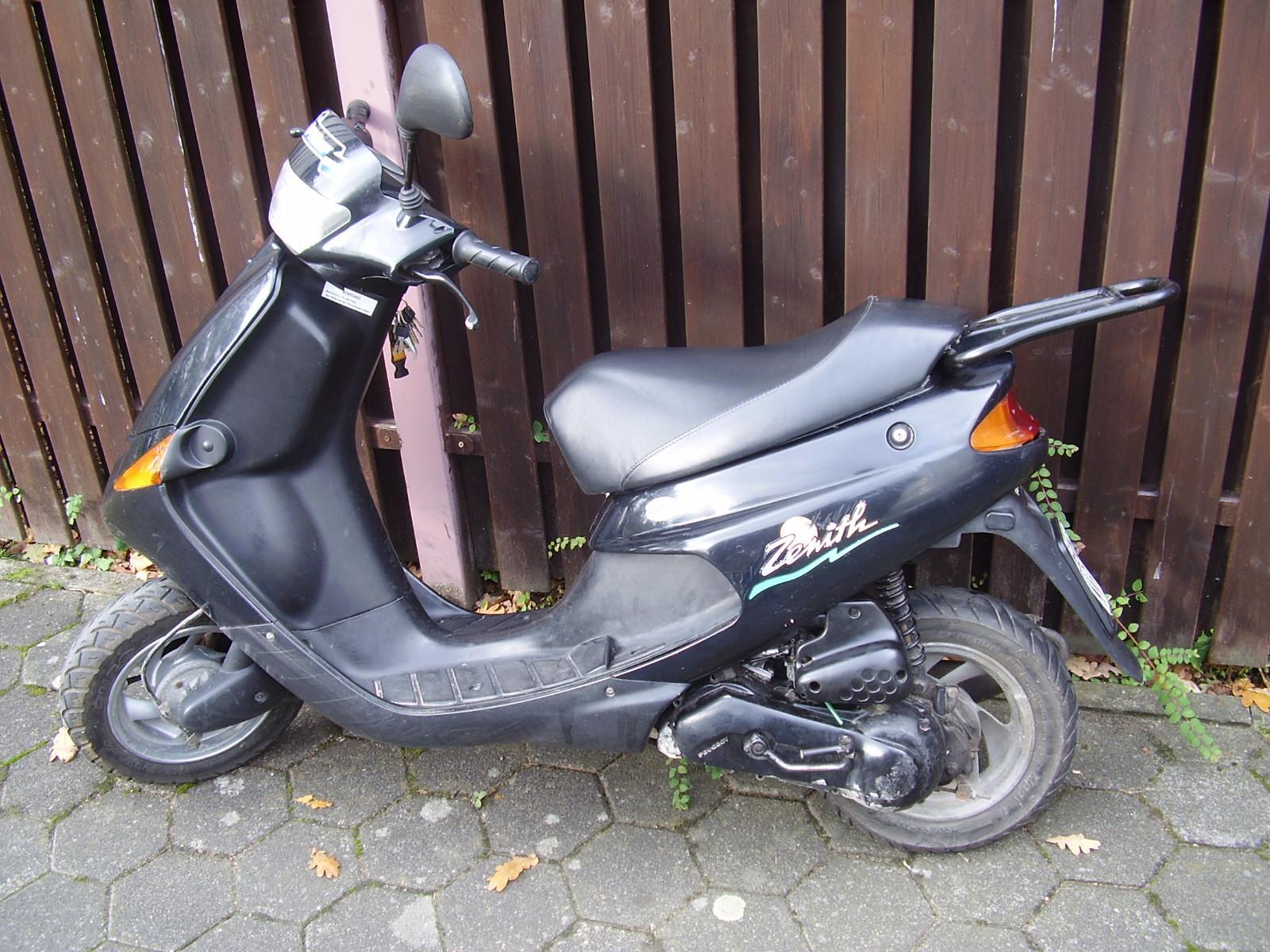 Mofaroller Peugeot