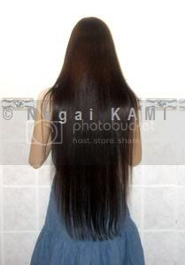 絵美 Emi Journey To Long Hair Haare Haarforumde