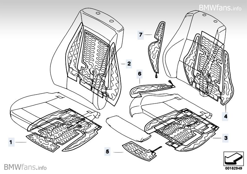 howto sitzheizung nachr sten e46 bmw drivers. Black Bedroom Furniture Sets. Home Design Ideas