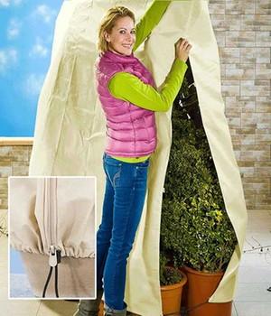 pflanzenschutz vlies 240 x ca 200 cm frostschutz schutzhaube wenko gartenprodukte. Black Bedroom Furniture Sets. Home Design Ideas