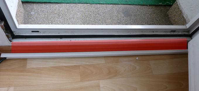 Balkont rrahmen durchbohren besser lassen oder kein - Kabel durch wand bohren ...